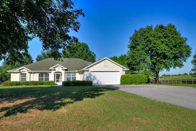 Ocala Farm For Sale: 5198 SW 140th Avenue