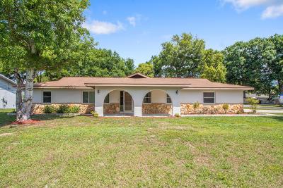 Ocala Single Family Home For Sale: 4385 SE 59th Street