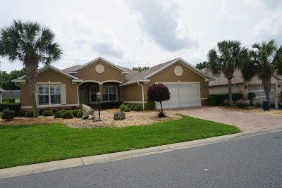 Ocala Single Family Home For Sale: 8890 SW 84 Circle