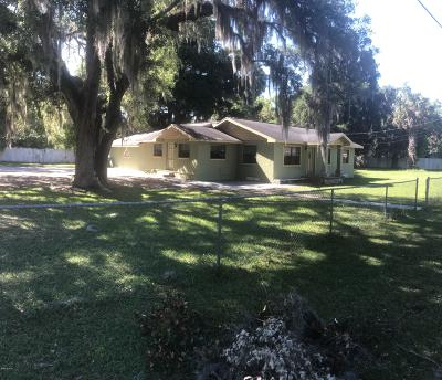Ocala Single Family Home For Sale: 2410 NW 1st Avenue