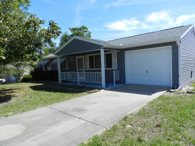 Ocala Single Family Home For Sale: 10919 SW 86 Court