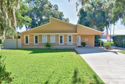 Belleview Single Family Home For Sale: 11752 SE 123rd Street
