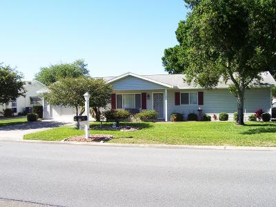 Summerfield FL Single Family Home Pending: $135,000