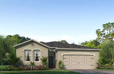 Single Family Home For Sale: 6466 SW 89th Loop