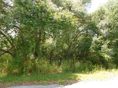 Ocala Residential Lots & Land For Sale: Oak Trail
