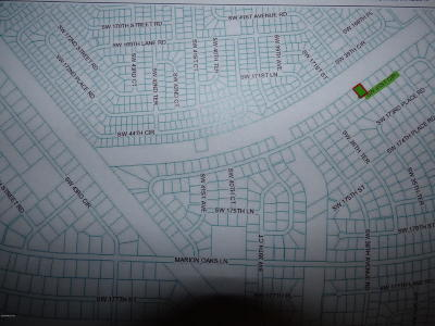 Ocala FL Residential Lots & Land For Sale: $9,000