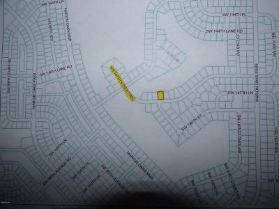 Residential Lots & Land For Sale: SW 147 Road #36