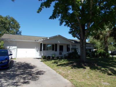 Oak Run Single Family Home For Sale: 8566 SW 109th Lane Road