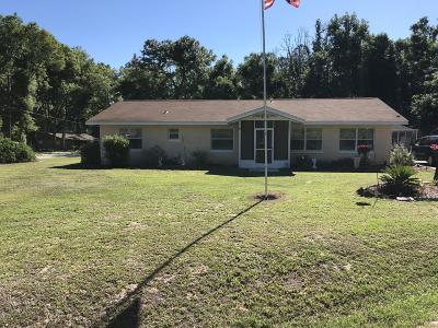 Belleview Single Family Home For Sale: 12303 SE 67 Terrace Road