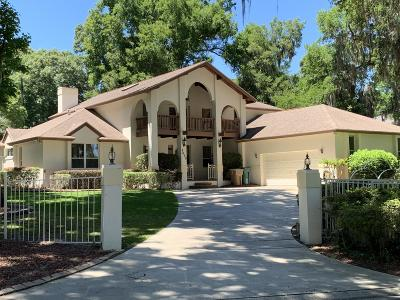 Ocala Single Family Home For Sale: 1630 SE 29th Terrace