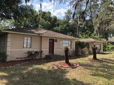 Ocala Single Family Home For Sale: 6450 S Pine Avenue