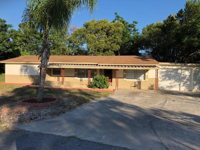 Ocala Single Family Home For Sale: 2 Bahia Lane