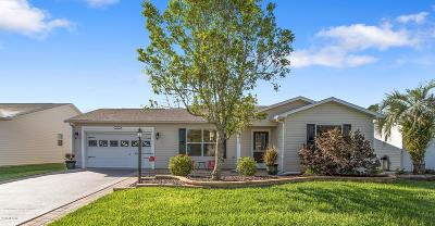 Lady Lake Single Family Home For Sale: 1211 Ballesteros Drive