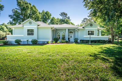 Ocala Single Family Home Pending: 5251 NW 82nd Court