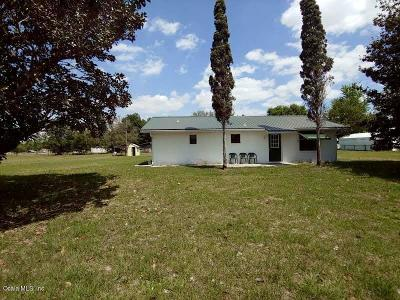Ocala Single Family Home For Sale: 7445 SW 22nd Street