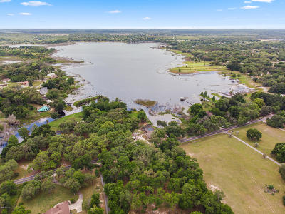 Belleview Residential Lots & Land For Sale: 9945 SE 110th Street Road