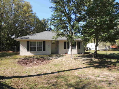 Single Family Home For Sale: 11317 NE 64th Place