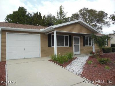Ocala Single Family Home For Sale: 8175 SW 109 Street Road