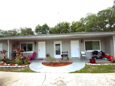 Citrus County Single Family Home For Sale: 136 S Belle View Way