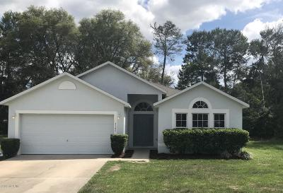 Ocala Single Family Home For Sale: 4580 SW 110th Lane