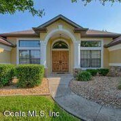 Ocala Single Family Home For Sale: 5655 SW 87 Lane