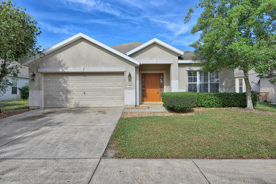 Ocala Single Family Home For Sale: 4126 SW 51st Court