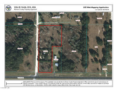 Ocala Residential Lots & Land For Sale: 51 NW 71st Avenue