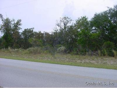 Levy County Residential Lots & Land For Sale: NE 136th Avenue