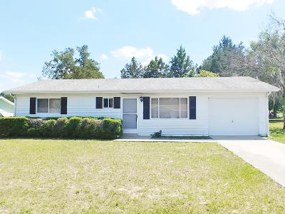 Ocala Single Family Home For Sale: 8244 SW 106 Street