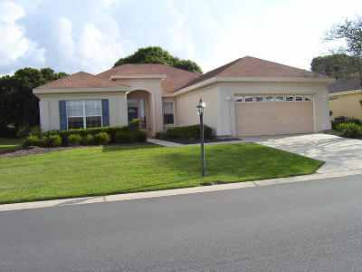 Spruce Creek Gc Single Family Home For Sale: 9573 SE 124 Loop
