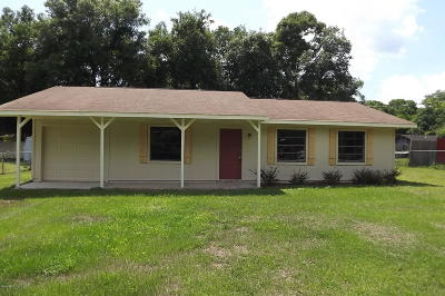 Ocala Single Family Home For Sale: 5850 NW 57th Court