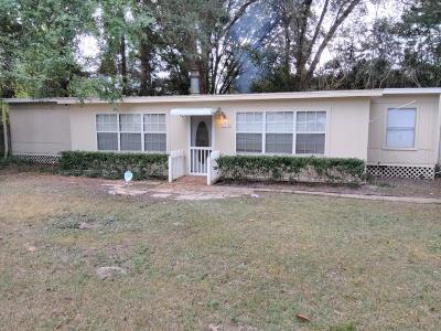 Summerfield Mobile/Manufactured For Sale: 1730 SE 178th Street