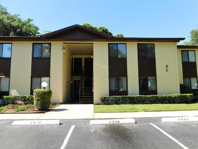 Ocala Condo/Townhouse For Sale: 505 Fairways Ln Lane #B
