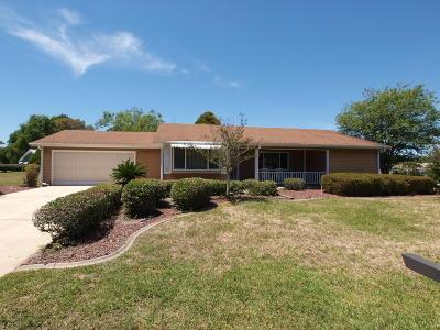 Ocala FL Single Family Home For Sale: $129,900