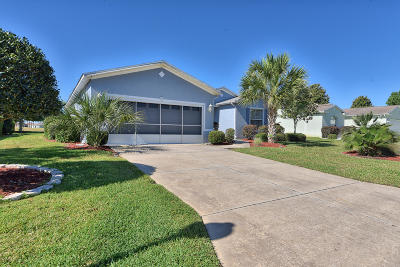 Ocala Single Family Home For Sale: 15551 SW 16th Ave Rd Road
