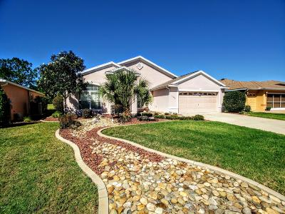 Ocala Single Family Home For Sale: 15092 SW 14th Ave Rd Road
