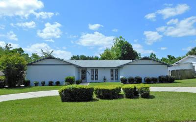 Ocala Single Family Home For Sale: 1324 SE 18 Pl Place