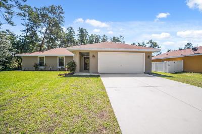 Marion Oaks North, Marion Oaks Rnc, Marion Oaks South Single Family Home For Sale: 611 Marion Oaks Ln