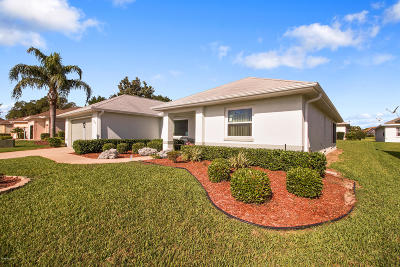 Summerfield FL Single Family Home Pending: $224,000