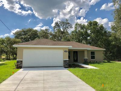 Ocala Single Family Home For Sale: 5 Redwood Track Trace