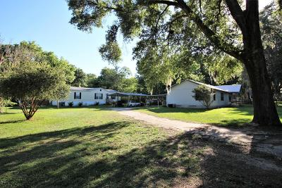 Ocala Single Family Home For Sale: 2600 NE 70th Street
