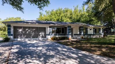 Cherry Wood Single Family Home For Sale: 6141 SW 105 Place
