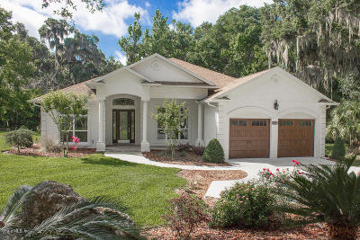Ocala Single Family Home For Sale: 918 SW 35th Lane