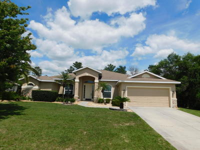 Ocala Waterway Single Family Home For Sale: 10875 SW 47th Avenue