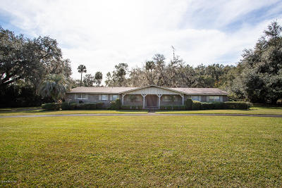 McIntosh Single Family Home Pending-Continue to Show: 6270 Avenue G