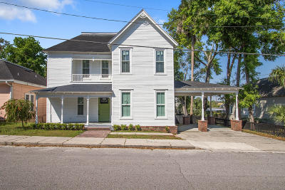 Ocala Single Family Home For Sale: 30 SE Wenona Avenue