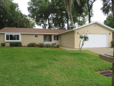 Ocala Single Family Home For Sale: 8431 SW 108th Place
