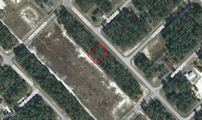 Ocala Residential Lots & Land For Sale: Marion Oaks Pass