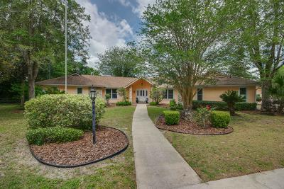 Ocala Farm For Sale: 7509 SW 93rd Street Road