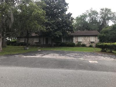 Ocala Single Family Home For Sale: 727 SE 39th Terrace